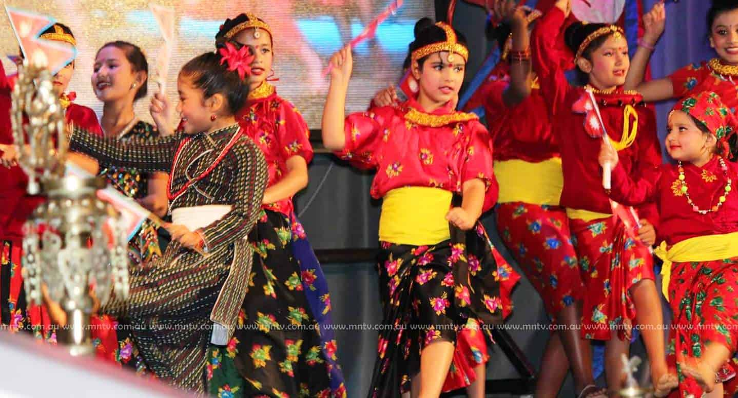 ADS Nepalese Dance Group & Children's Talent  Night