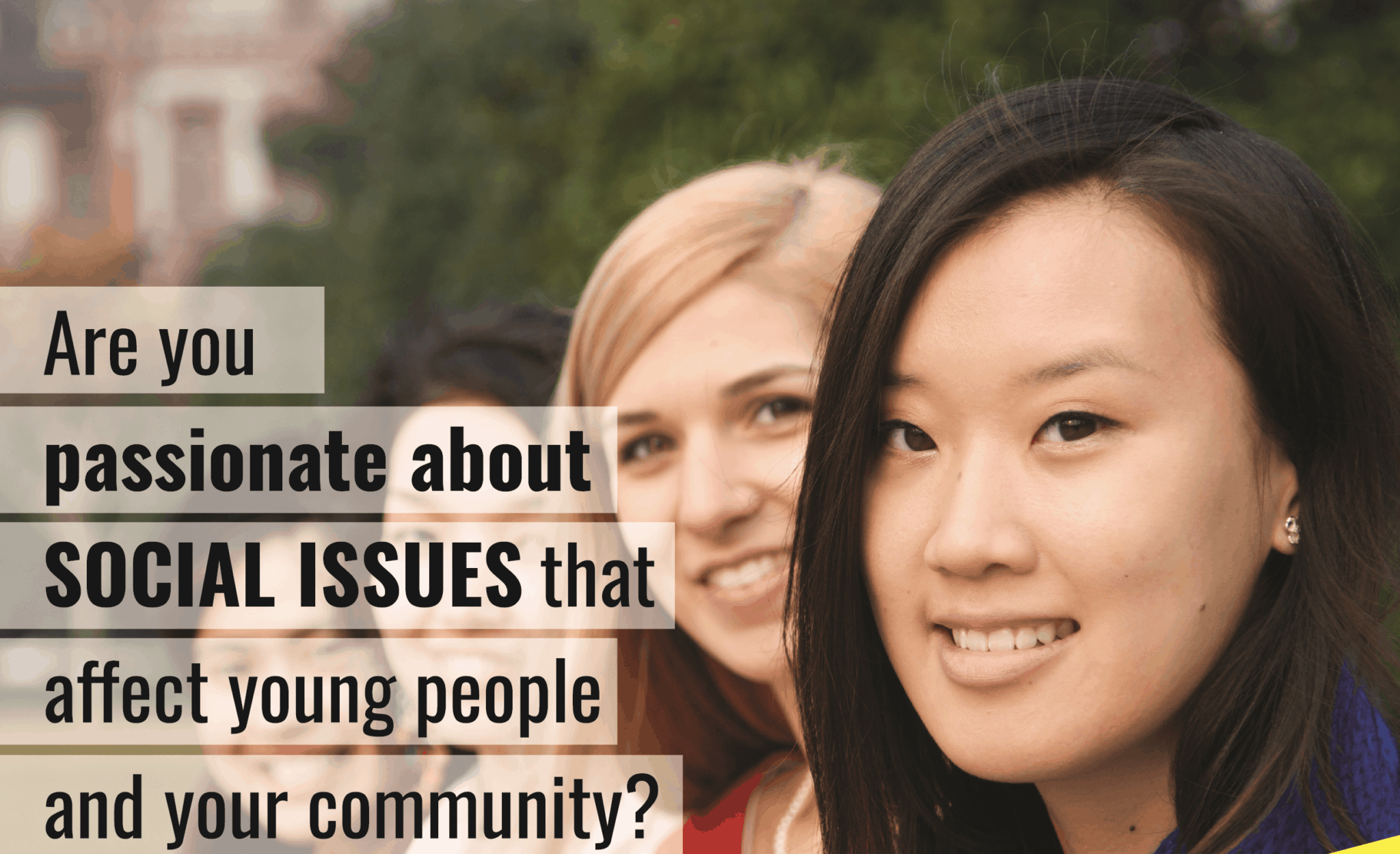 ADS needs young people to shape the future they'd like to see