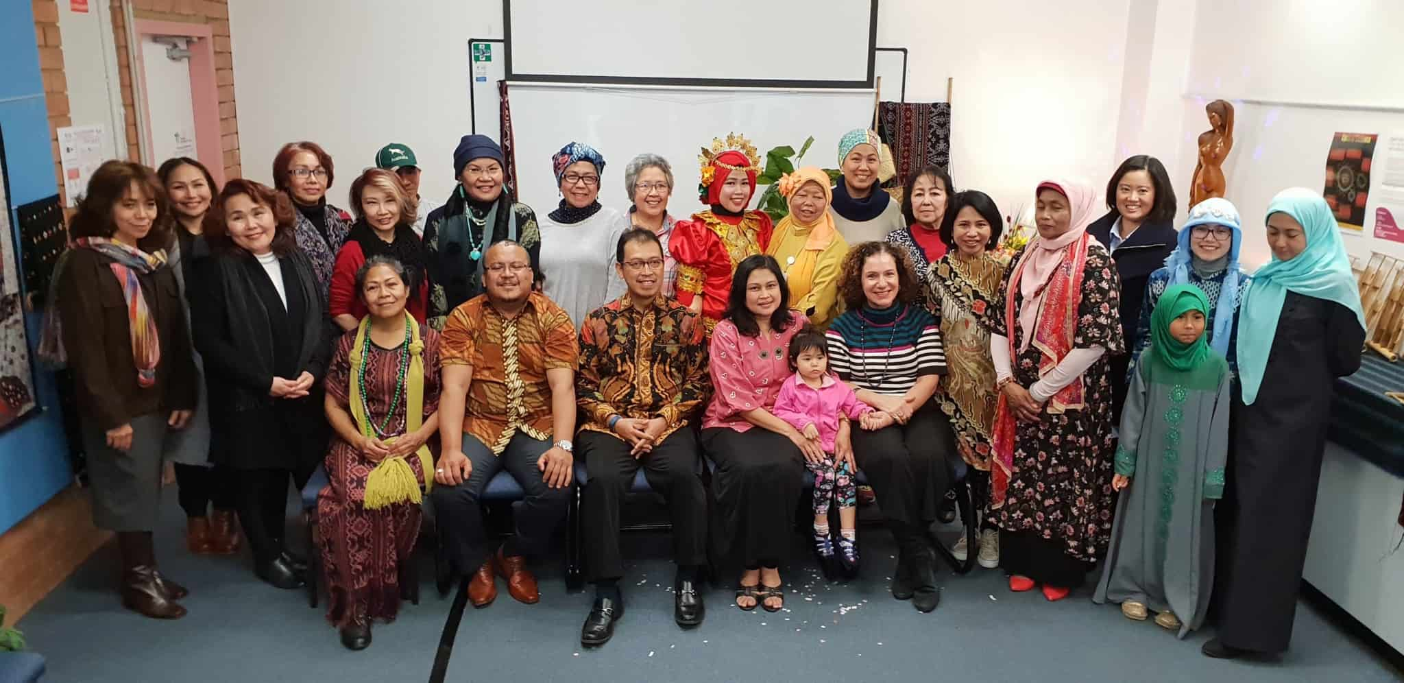 New Indonesian Arts and Culture Club launched at ADS