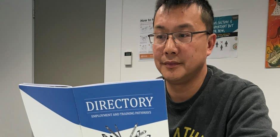 Directory helps new arrivals devise job-seeking plans