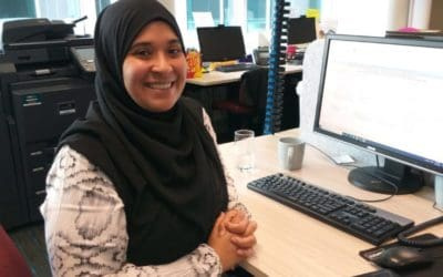 Shymaa Khalifa: 'ADS is equipping me to be a case worker'